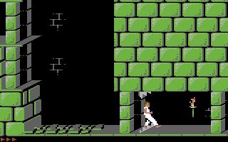 Prince of Persia для Commodore 64